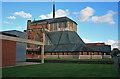 SU5768 : Douai Abbey by David Lally