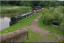 SJ9922 : Trent & Mersey Canal, Great Haywood by Stephen McKay