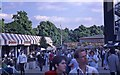 TQ2472 : Wimbledon - Refreshments area (2) by Barry Shimmon