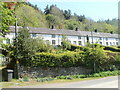 SO2706 : Grade II* listed Forge Row Cottages, Cwmavon by Jaggery