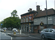 TL1314 : The Harpenden Arms Public House by Adrian Cable