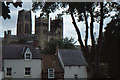 NZ2742 : Durham cathedral from across the river by Christopher Hilton