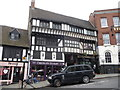 SJ4912 : The Henry Tudor mansion on Wyle Cop, Shrewsbury by Jeremy Bolwell