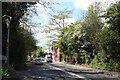 SJ5278 : A56 at end of Ellis Lane by Dave Dunford