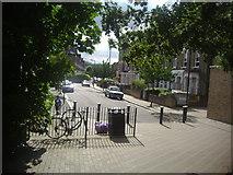 TQ3187 : Oxford Road, Finsbury Park by David Howard