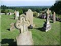 TQ7749 : Boughton Monchelsea Churchyard by Marathon