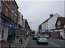 TQ1649 : High Street, Dorking by Ian S