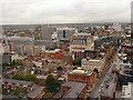 SJ8397 : Manchester City Centre by David Dixon
