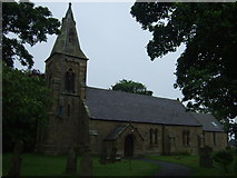 NU0049 : St Peter's Church, Scremerston by JThomas