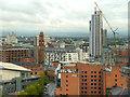 SJ8397 : Manchester Cityscape by David Dixon