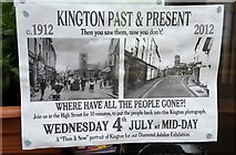 SO2956 : Kington - where have all the people gone? by Jim Barton
