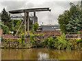 SJ8298 : Lifting Bridge by David Dixon