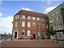 TQ7407 : Bexhill post office by Stacey Harris