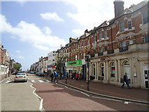 TQ7407 : Devonshire Road, Bexhill by Stacey Harris
