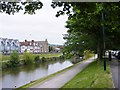 TR1534 : Royal Canal Path by Gordon Griffiths