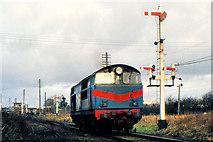 J1586 : Signals, Antrim station by Albert Bridge