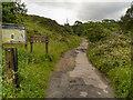 SD6821 : Gateway to Darwen Moor by David Dixon