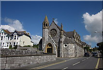 SX9473 : Our Lady and St Patrick Church, Teignmouth by Derek Harper