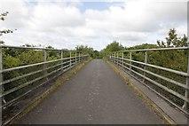 SU5894 : Across Queensford Bridge by Bill Nicholls