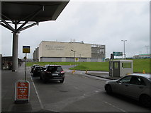 W6666 : Cork Airport, drop-off and pick-up area by David Hawgood
