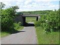 NS8062 : M8 Motorway Bridge by G Laird