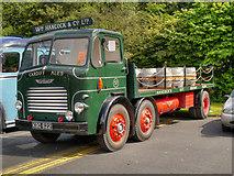 SD5422 : 1954 Leyland Steer Beer Wagon by David Dixon