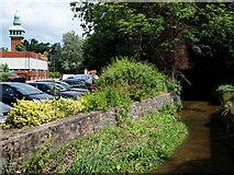 SK5319 : Loughborough, Leics (Leisure Centre) by David Hallam-Jones