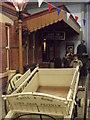 SU6252 : Down Barn, Fareham Cart by Colin Smith