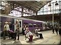 SJ8497 : Platforms 2 & 3 by Gerald England