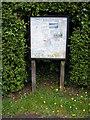 TG1905 : Cringleford, Keswick & Eaton Parish walks map by Adrian Cable