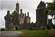 R4354 : Dromore Castle (1) by Mike Searle