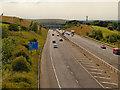 SD6624 : M65 Towards Preston by David Dixon