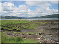 NM6641 : View towards the Sound of Mull and Lochaline by Les Hull
