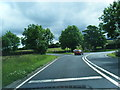 SE2101 : A628 bend north of Fullshaw by Colin Pyle