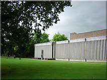 TL4359 : Cambridge: Churchill College Archives Centre by Christopher Hilton