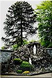 R3377 : Ennis - Walking Tour - SE Corner of Friary Courtyard by Joseph Mischyshyn