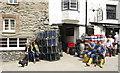 SW9980 : Cornish seaside scene by Bill Harrison
