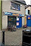 R3377 : Ennis - Friary Car Park - MF Tierney Raleigh Cycle Shop by Joseph Mischyshyn