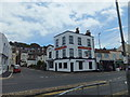 TQ8109 : Fountain Hotel Queens Road Hastings by PAUL FARMER