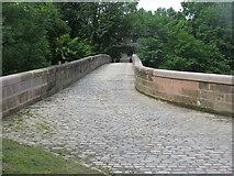 NS7354 : The Old Avon Bridge by M J Richardson