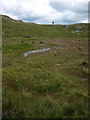 SD2091 : A 'tarn' on Tarn Hill by Karl and Ali
