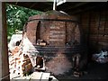 SO4589 : Brick kiln, Acton Scott Historic Working Farm by Christine Johnstone