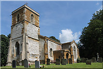 TF3093 : St Andrew's Church, Utterby by J.Hannan-Briggs