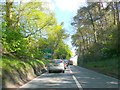 SY9694 :  Stopped Traffic on Beacon Hill by Nigel Mykura