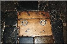 R4560 : Bunratty Castle - Murder Hole over Castle Entrance by Joseph Mischyshyn