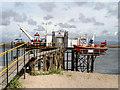 SD3448 : Fleetwood Offshore Survival centre by David Dixon