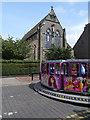 SD3347 : St Mary's Catholic Church, Fleetwood by David Dixon