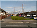 SD3146 : Chatsworth Avenue, Fleetwood by David Dixon