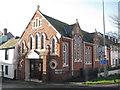 SX9472 : Teignmouth Baptist Church, Fore Street by Robin Stott