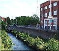 SK5460 : Mansfield, Notts (Littleworth) by David Hallam-Jones
